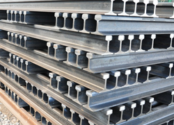 BS11 1985 standard steel rail