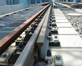 KPO clamp rail fastening system.3
