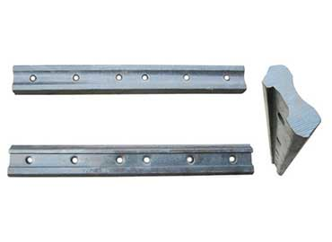 Railway Fish Plates with Various Standards Are in Stock in AGICO