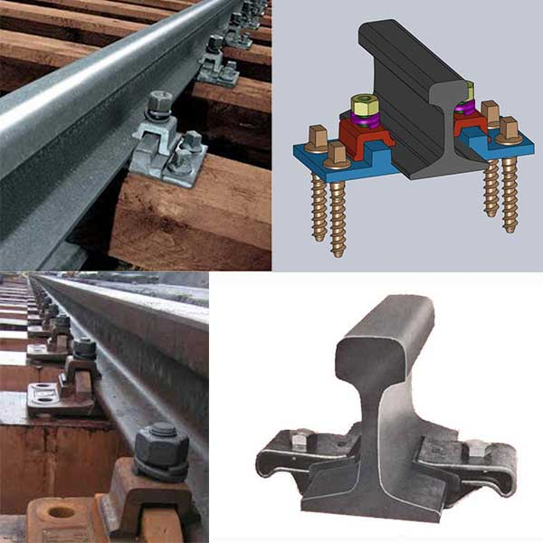 types of clamp fastening systems