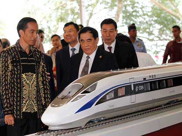 high speed rail project cooperation