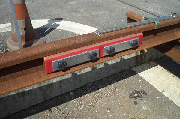 insulated rail joints