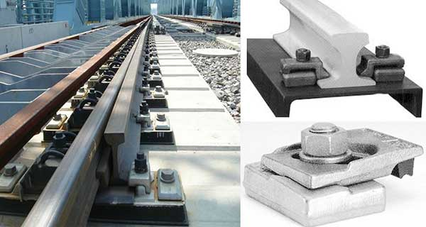 rail clamps application