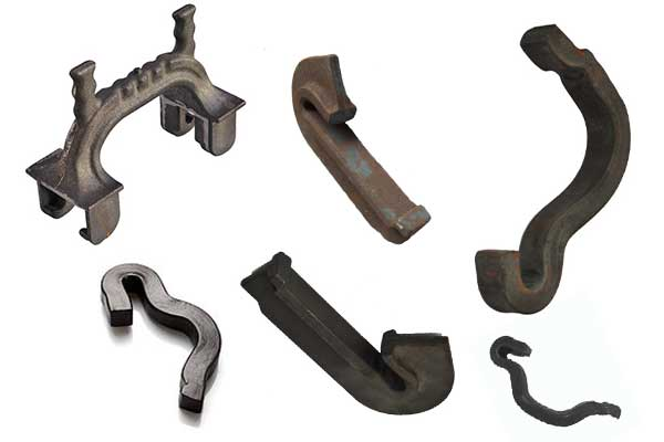 types of rail anchors